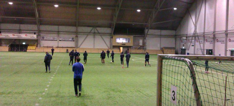 LSK-hallen (treningskamp)