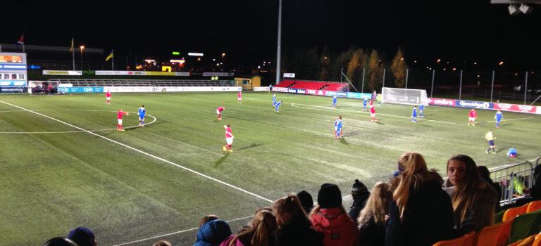 UKI Arena (Jessheim Stadion)