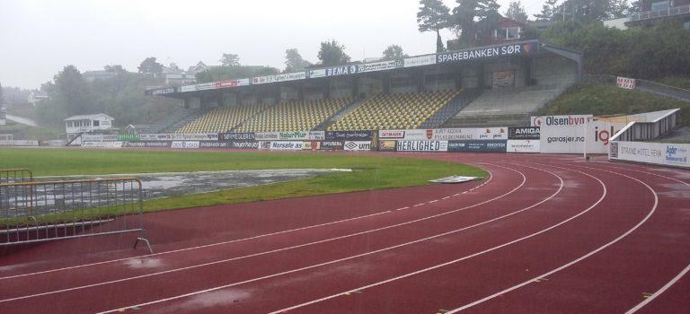 J. J. Ugland Stadion – Levermyr