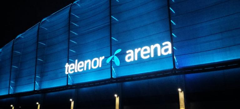 Telenor Arena (treningskamp)