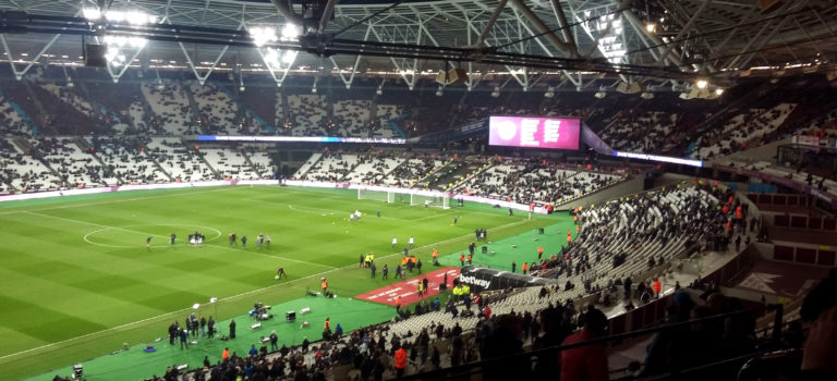 London Stadium (England)