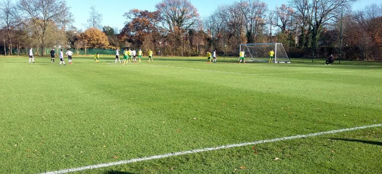Motspur Park (England, U18)