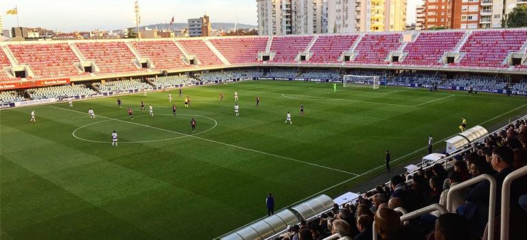 Mini Estadi (Spania, U19)