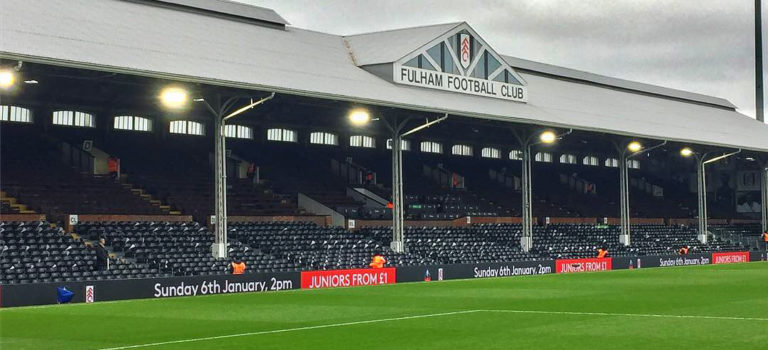Craven Cottage (England)