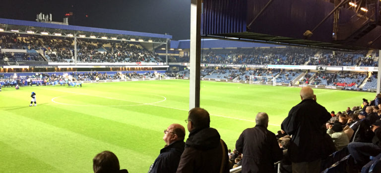 Loftus Road Stadium (England)