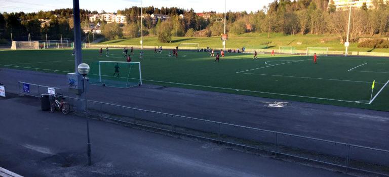 Langhus Idrettspark