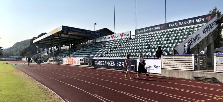 Idrettsparken Mandal