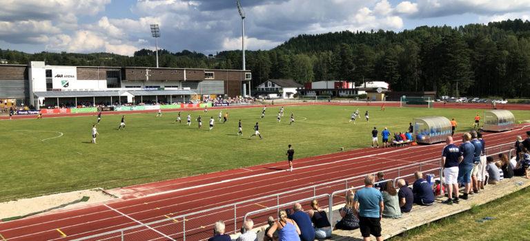 Hønefoss Idrettspark