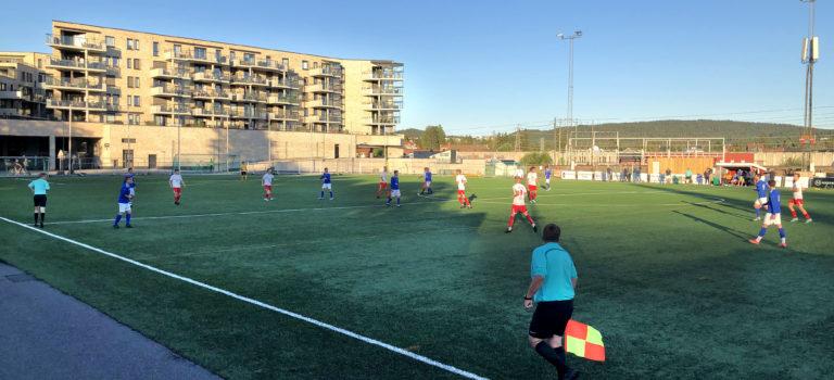 Fjellhamar Stadion